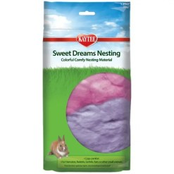 Kaytee Sweet Dreams Small Animal Nesting Material, 35-g.