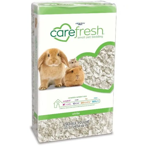 Carefresh Small Animal Bedding, White, 23-L.