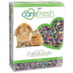 Carefresh Small Animal Bedding, Confetti, 50-L.