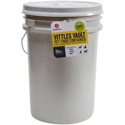 Gamma2 Vittles Vault Outback Bucket, 20-lb Storage.