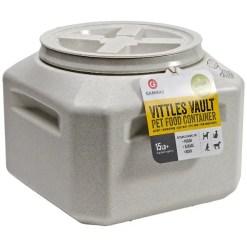 Gamma2 Vittles Vault Pet Food Storage, 15-lb Storage.