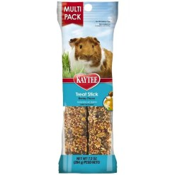 Kaytee Forti-Diet Pro Health Honey Guinea Pig Treat Sticks, 7.2-oz.