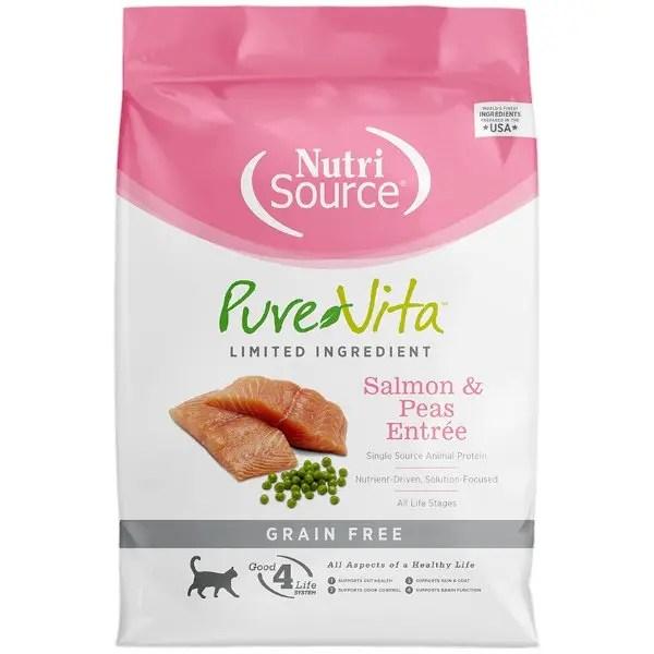 NutriSource Pet Foods.