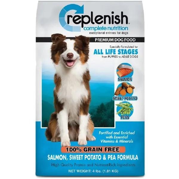 Replenish Pet.