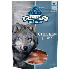 Blue Buffalo Wilderness Chicken Jerky Dog Treats, 3.25-oz SKU 5961000550