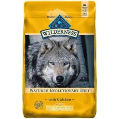 Blue Buffalo Wilderness Healthy Weight Chicken Recipe Grain-Free Dry Dog Food, 24-lb SKU 5961000572