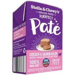 Stella & Chewy's Purrfect Pate Chicken & Salmon Recipe Wet Cat Food, 5.5-oz SKU 52301008334