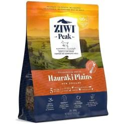 Ziwi Peak Hauraki Plains Grain-Free Air-Dried Dog Food, 2-lb. SKU 9421016597574