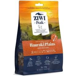 Ziwi Peak Hauraki Plains Grain-Free Air-Dried Dog Food, 5-oz. SKU 9421016597543