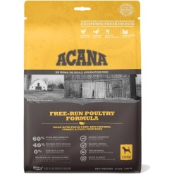 ACANA Free-Run Poultry Recipe Dry Dog Food, 12-oz SKU 6499250112