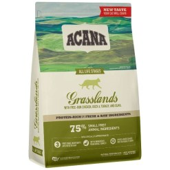 ACANA Grasslands Grain-Free Dry Cat Food, 4-lb SKU 6499268604