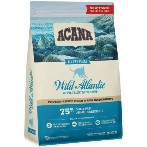 ACANA Wild Atlantic Grain-Free Dry Dog Food, 4-lb SKU 6499268504