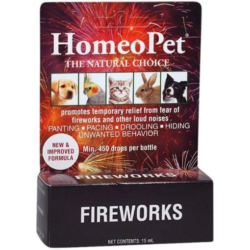 HomeoPet Anxiety TFLN Pet Supplement, 15-mL SKU 0495914722