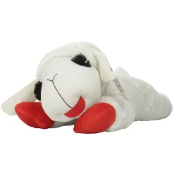 Multipet Lamb Chop Squeaky Plush Dog Toy, 24 in SKU 8436948388