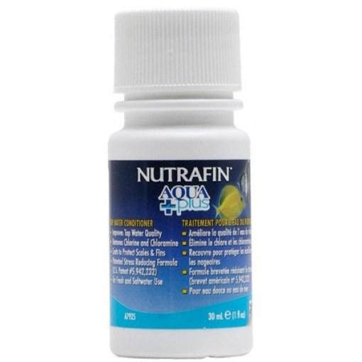 Nutrafin Aqua Plus Tap Water Conditioner, 1-oz SKU 1556118340