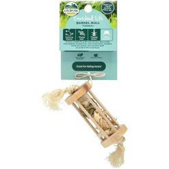 Oxbow Enriched Life Barrel Roll Small Animal Toy SKU 4484596533