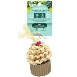 Oxbow Enriched Life Celebration Cupcake Small Animal Toy SKU 4484596529