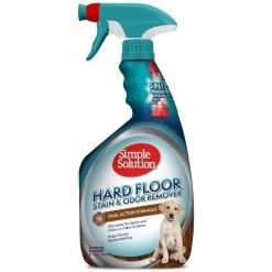 Simple Solution Hard Floors Stain & Odor Remover, 32-oz Bottle SKU 1027911041