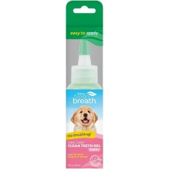 TropiClean Fresh Breath Puppy Clean Teeth Gel, 2-oz SKU 4509500195