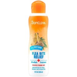 TropiClean Natural AfterBath Flea & Tick Bite Relief Treatment SKU 4509520258