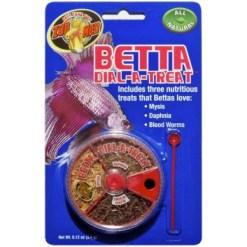Zoo Med Betta Dial-a-Treat Fish Treat, 0.12-oz SKU 9761224105
