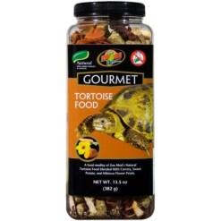 Zoo Med Gourmet Tortoise Food, 13.5-oz SKU 9761240102