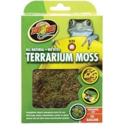 Zoo Med Terrarium Sphagnum Moss, 10-gal Terrarium SKU 9761220022