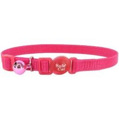 Coastal Safe Cat Adjustable Snag-Proof Breakaway Pink Flamingo SKU 7648472427