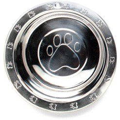 Ethical Pet Stainless Steel Embossed Bowl, 5-qt SKU 7723406245