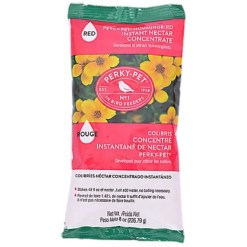 Perky-Pet Red Powder Hummingbird Nectar Concentrate, 2-oz Bag SKU 7897855002
