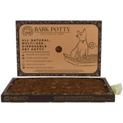 Bark Potty All Natural Multi-Use Disposable Pet Potty Tray SKU 5283005246