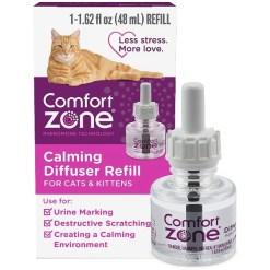 Comfort Zone Calming Diffuser Refill for Cats SKU 3907900353