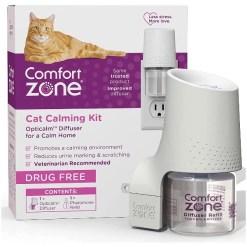 Comfort Zone Calming Diffuser for Cats SKU 3907900337