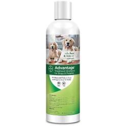 Advantage Flea & Tick Treatment Shampoo for Dogs & Puppies, 12-oz SKU 2408979265