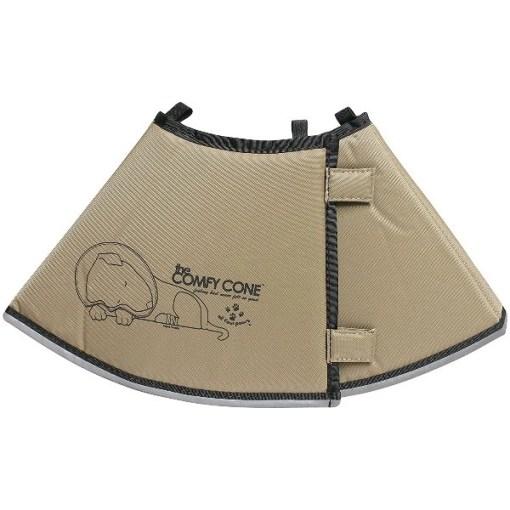 All Four Paws Comfy Cone E-Collar for Dogs & Cats, Medium, Tan SKU 2859426025