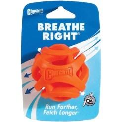 Chuckit! Breathe Right Fetch Ball Dog Toy, Medium SKU 2969531932