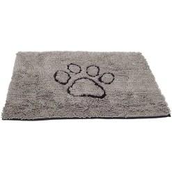 Dog Gone Smart Dirty Dog Doormat, Grey, Medium SKU 4967000455
