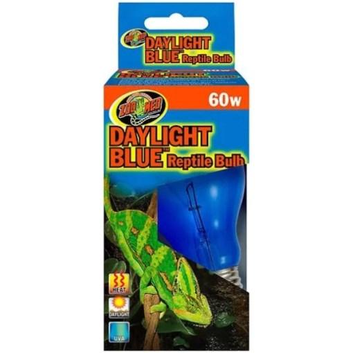 Zoo Med Daylight Blue Reptile Lamp, 60-Watt SKU 9761237060
