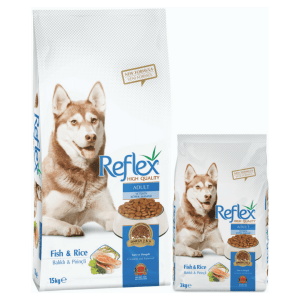 Reflex Adult Dog food Fish & Rice