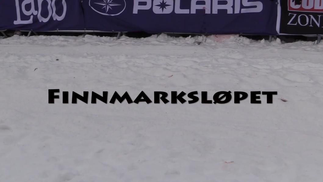 See Kokos finish Finnmarkslöpet