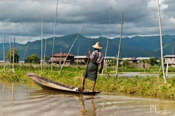 Lac Inle // Myanmar - 2009