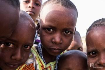 Enfants peuls. // Kandi - 2016