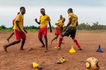 Dévotion et passion lors de matchs hauts en couleur. // Lissègazoun - 2013