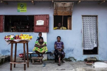 Épicerie familiale dans le quartier d'Avotrou. // Avotrou-Dandji - 2018
