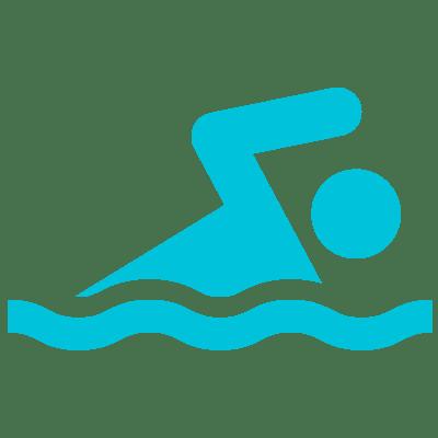 Pettit Fiberglass Pools Swimmer Icon