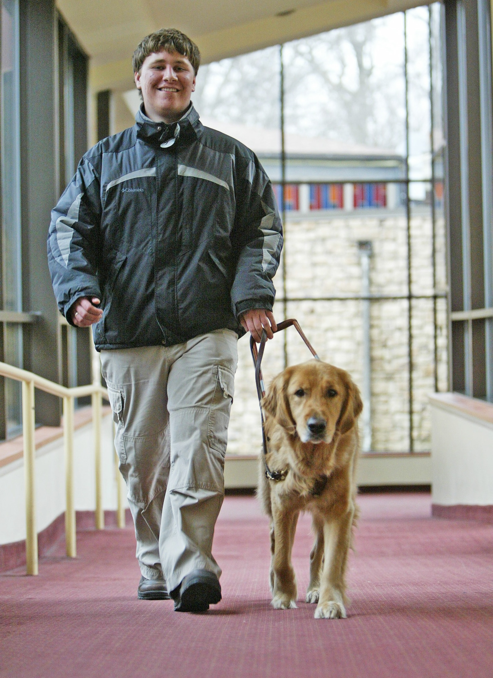 Helpful Tips For Traveling By Air With A Guide Dog