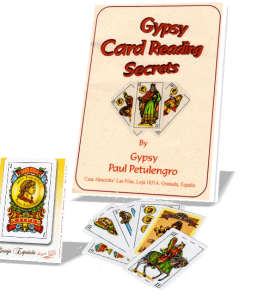 NOW You Can learn the 'Gypsy Card Reading Secrets Click for FULL Details