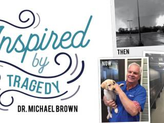 Inspired by Tragedy: Dr. Michael Brown