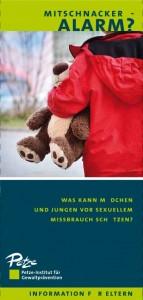 """PETZE-Flyer: Erste Hilfe bei """"Mitschnacker Alarm"""""""