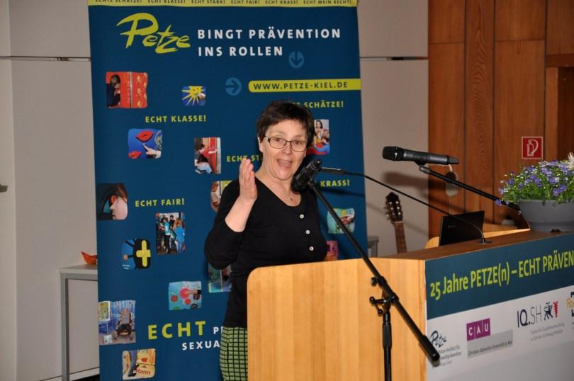 Monika Heinold, stv. Ministerpräsidentin und Finanzministerin des Landes Schleswig-Holstein